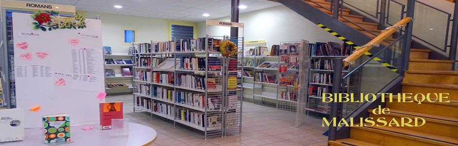 Bibliothèque de Malissard
